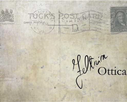 Biglietto da visita Ottica Feltrin