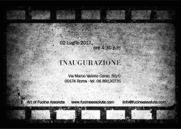 Cartolina inaugurazione Ottica Feltrin
