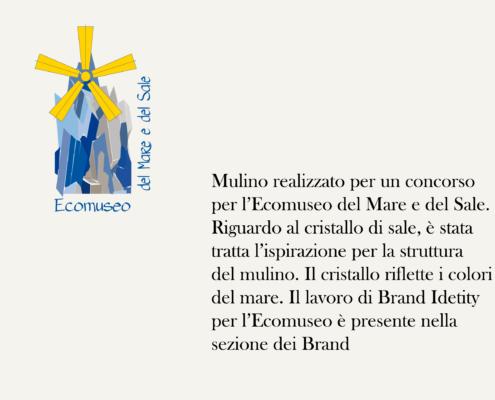 Concorso per Logo Ecomuseo di Cervia - Mulino di sale