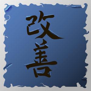 Ideogramma kaizen