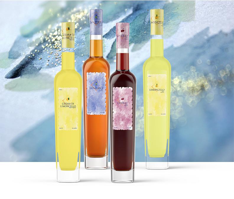 Liquori artigianali