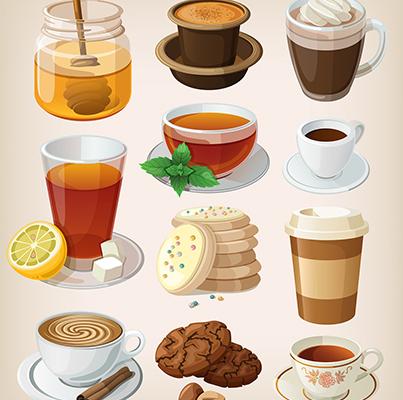 Blog di grafica nel food and beverage