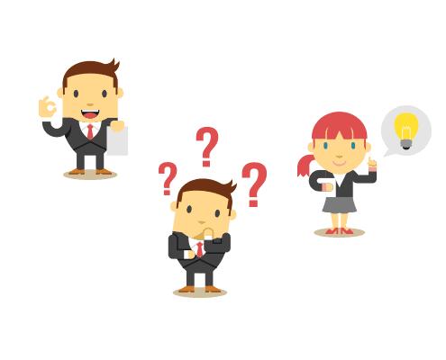 Questionario e domande per il cliente