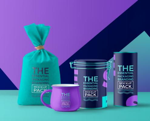 Packaging per brand