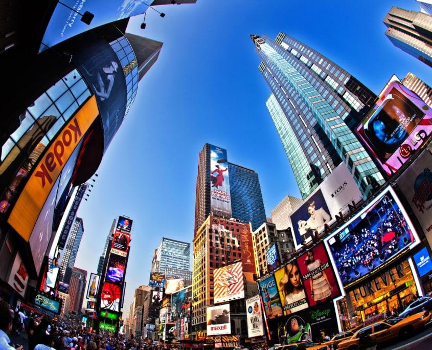Advertising in NY