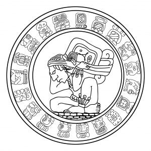 Antico popolo Maya