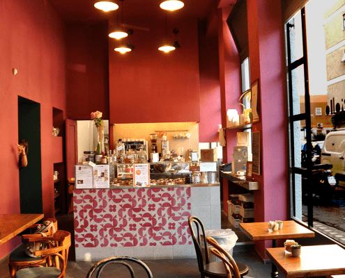 Banco gelateria Criollo - il bistrot del gelato
